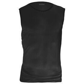 GripGrab Ultralight Mesh Koszulka bazowa bez rękawów Mesh, czarny
